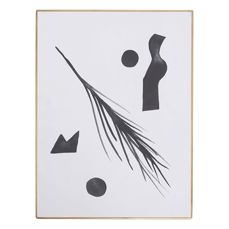 Urban Nature Culture-collectie Wanddecoratie Aesthetic Abstract