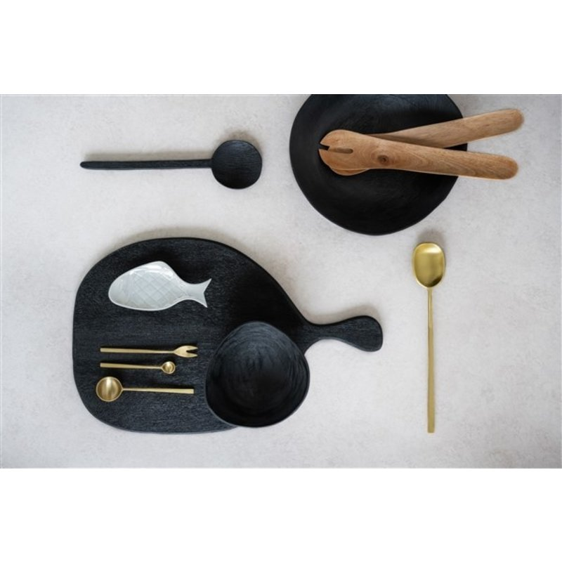 Urban Nature Culture-collectie Serve Spoon Brass
