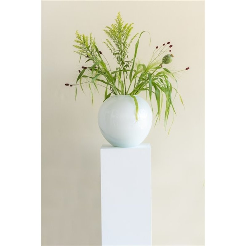 Urban Nature Culture-collectie Flower Vase Recycled Glass Enlightment