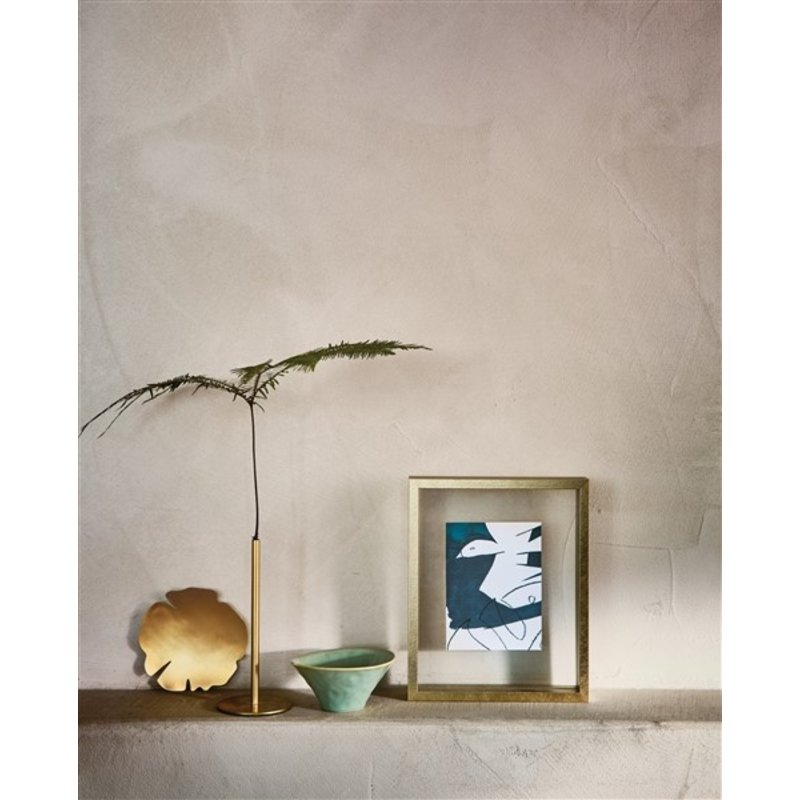 Urban Nature Culture-collectie Houten fotolijst floating goud incl. print medium
