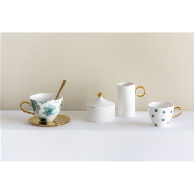 Urban Nature Culture-collectie Good Morning Cup Mini wit set van 2