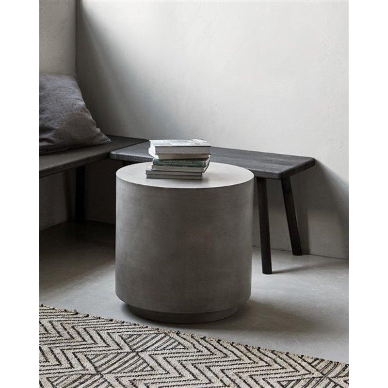 House Doctor-collectie Salontafel Out betonlook 50x50 cm