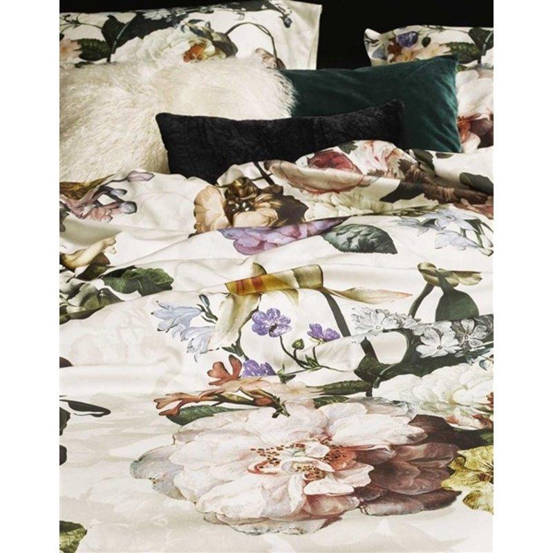 Essenza-collectie Dekbedovertrek Fleur Ecru