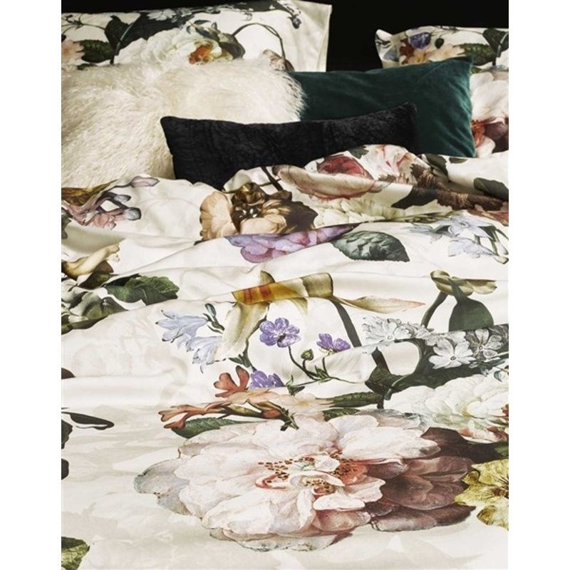 Essenza-collectie Essenza Filou Duvet cover 2p set 240x220+2/60x70 Ecru