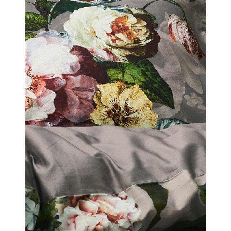 Essenza-collectie Dekbedovertrek Fleur Taupe