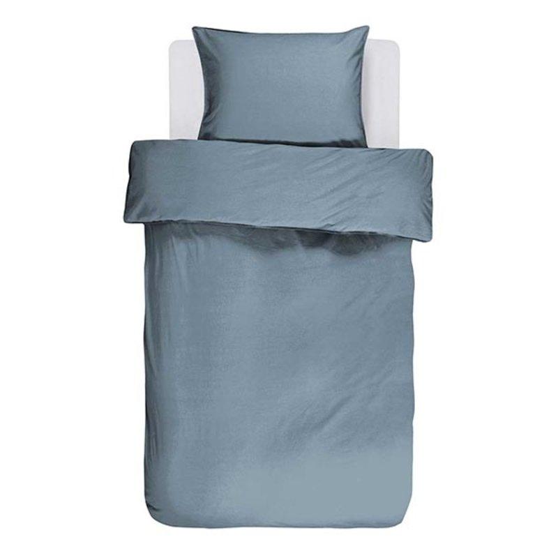 Essenza-collectie Essenza Filou Duvet cover 2p set 240x220+2/60x70 Blue