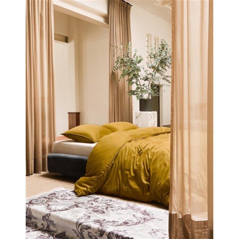 Essenza-collectie Essenza Filou Duvet cover 2p set 260x220+2/60x70 Olive