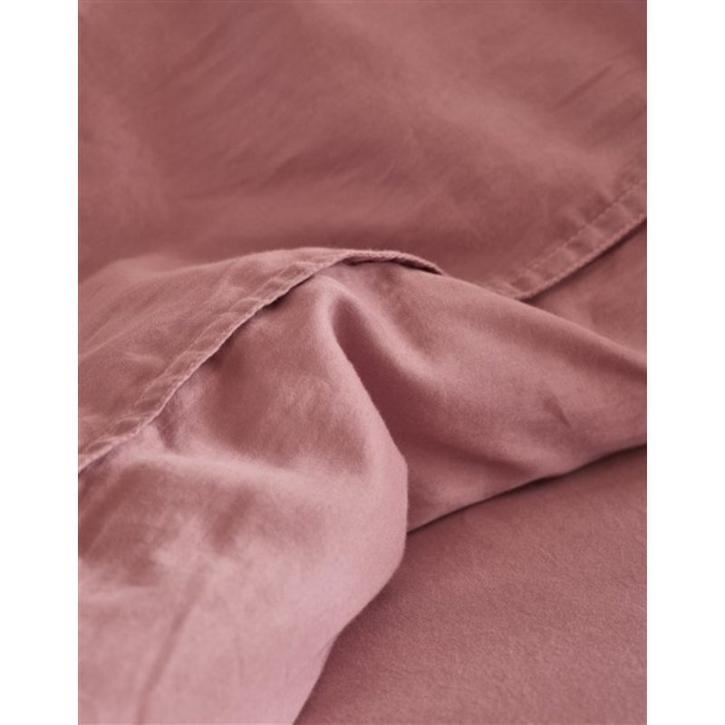 Essenza-collectie Essenza Filou Duvet cover 2p set 260x220+2/60x70 Woodrose