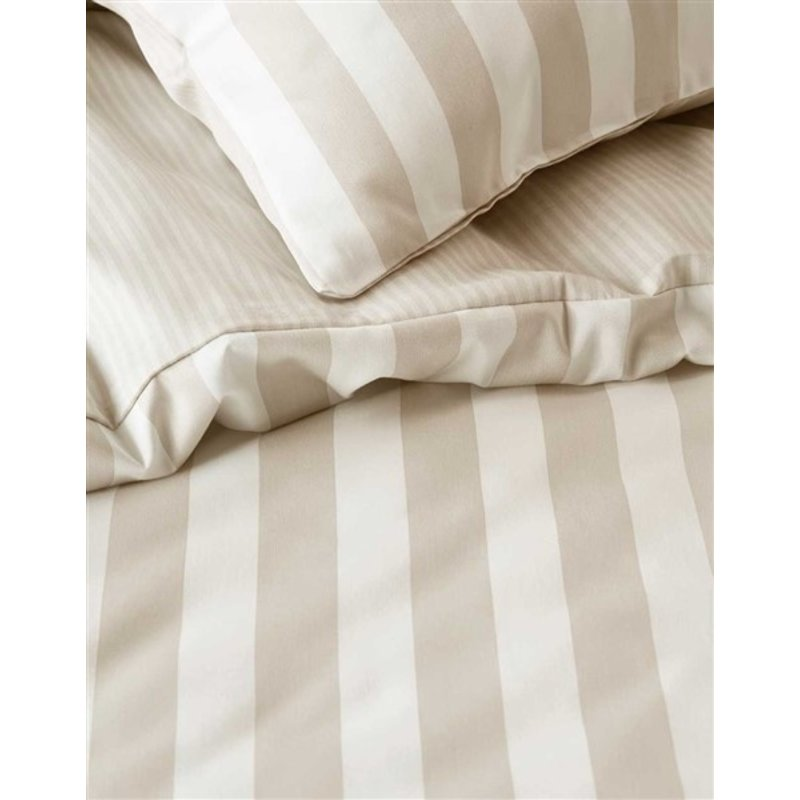 Marc O'Polo-collectie Marc O'Polo  Duvet cover 1p set 140x220+60x70 Oatmeal