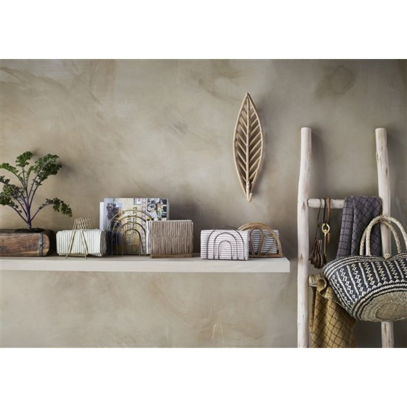 Madam Stoltz-collectie Bamboo hook