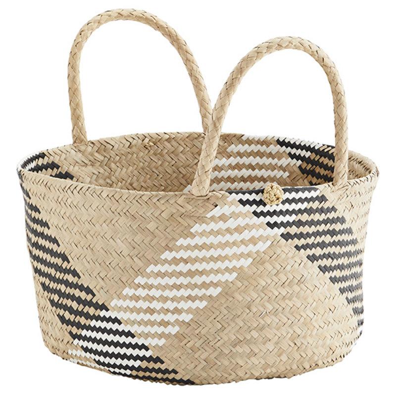 Madam Stoltz-collectie Seagrass bag