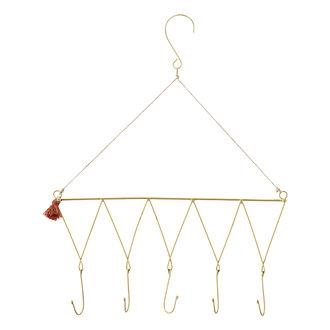 Madam Stoltz Iron wire hanger