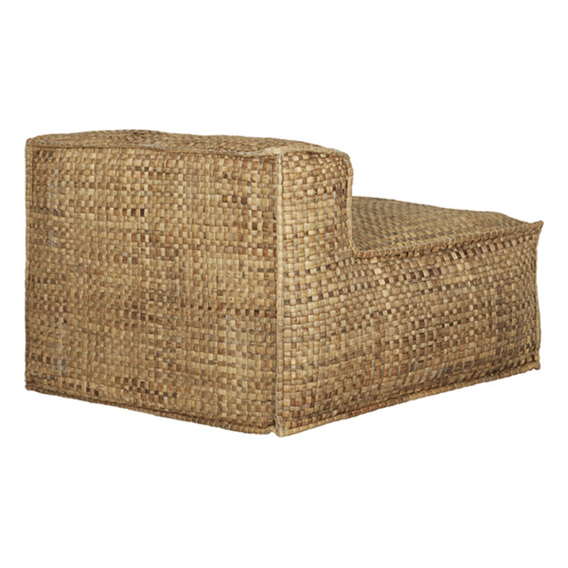 MUST Living-collectie Lounge chair The Resort, waterhyacint