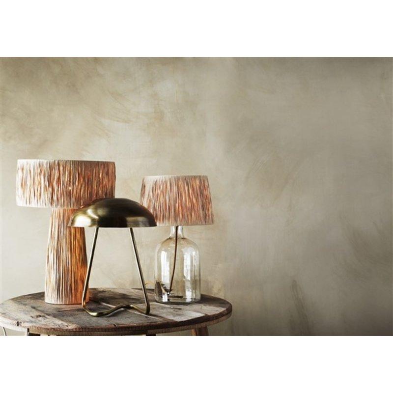Madam Stoltz-collectie Ronde salontafel - gerecycled hout
