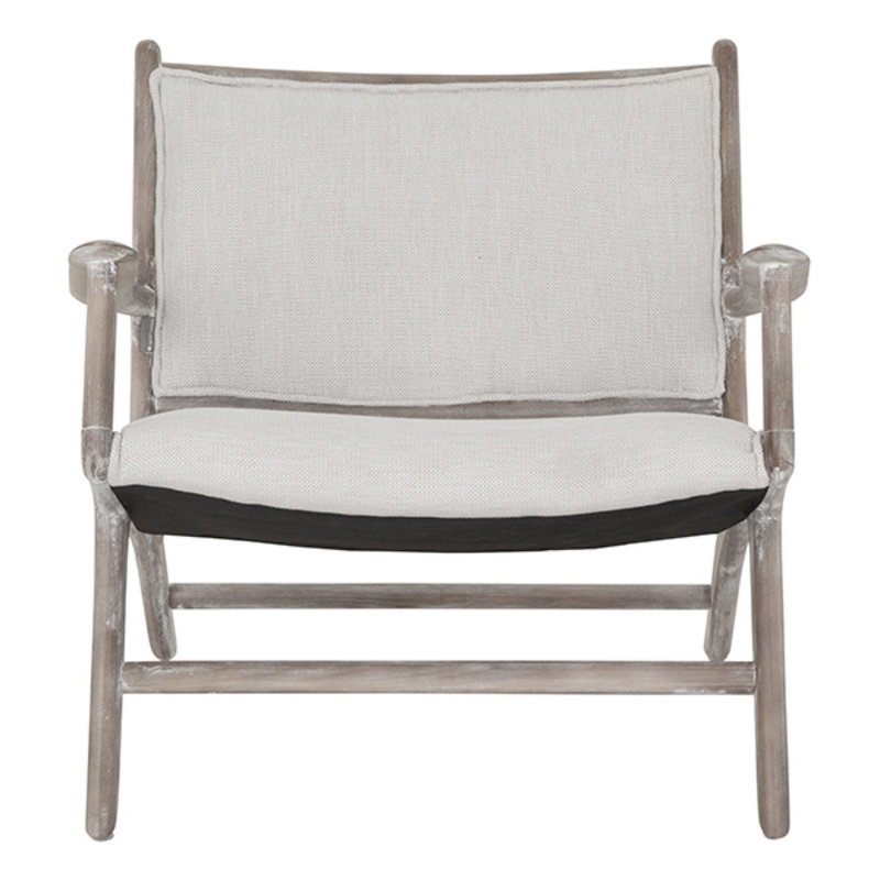 MUST Living-collectie Lounge chair Maxwell