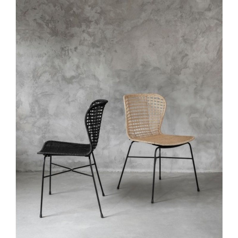 MUST Living-collectie Chair Bahamas Loom