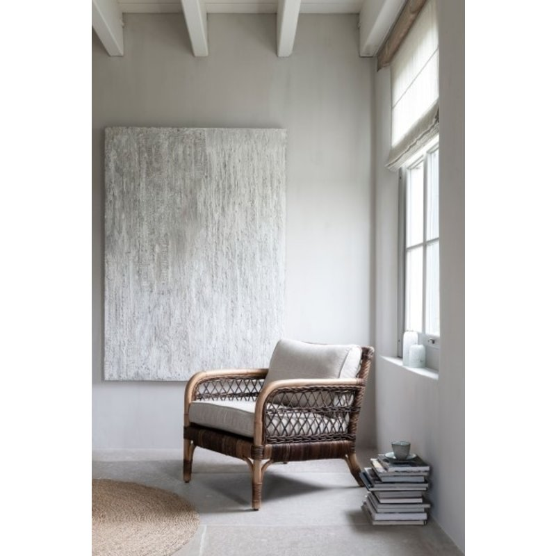 MUST Living-collectie Lounge chair San Remo