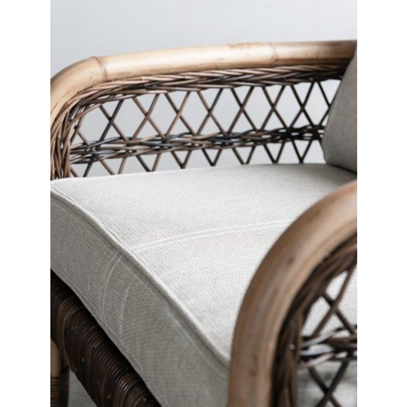 MUST Living-collectie Loungestoel San Remo