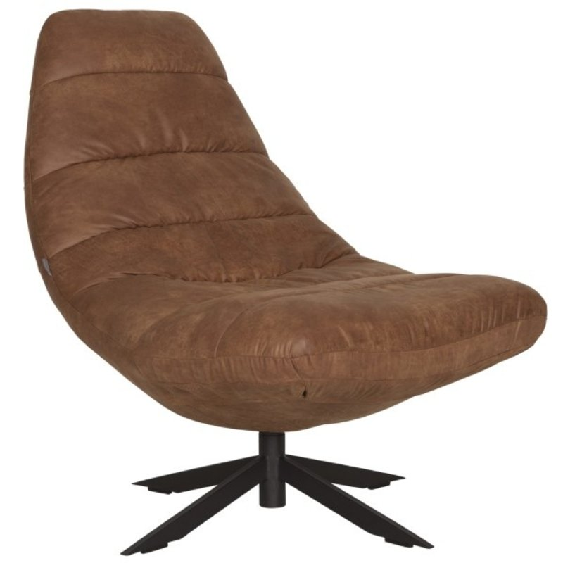 MUST Living-collectie Lounge chair Blaze