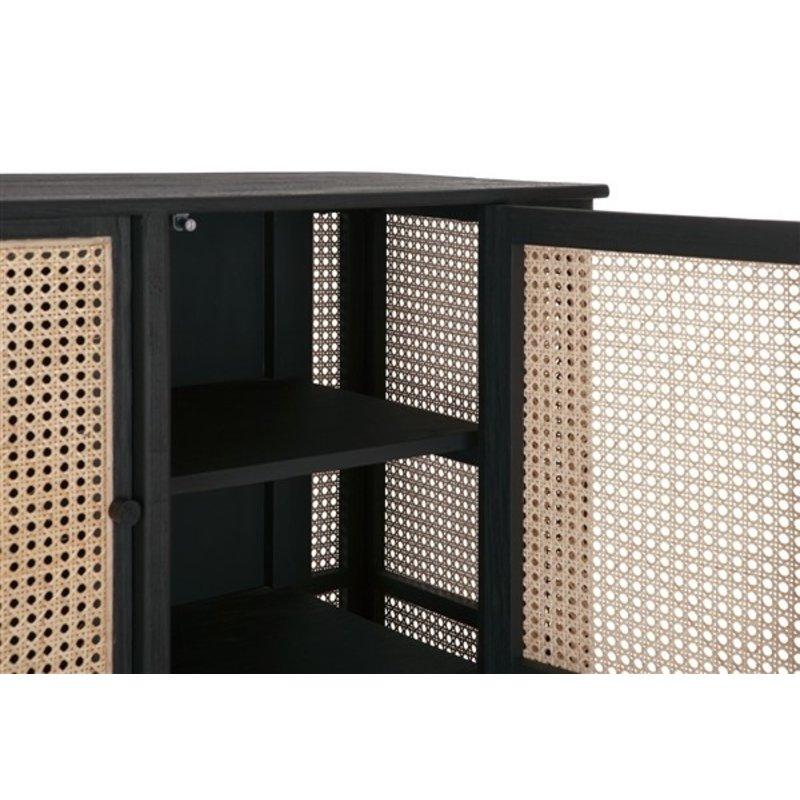 MUST Living-collectie Sideboard Raffles, 4 doors