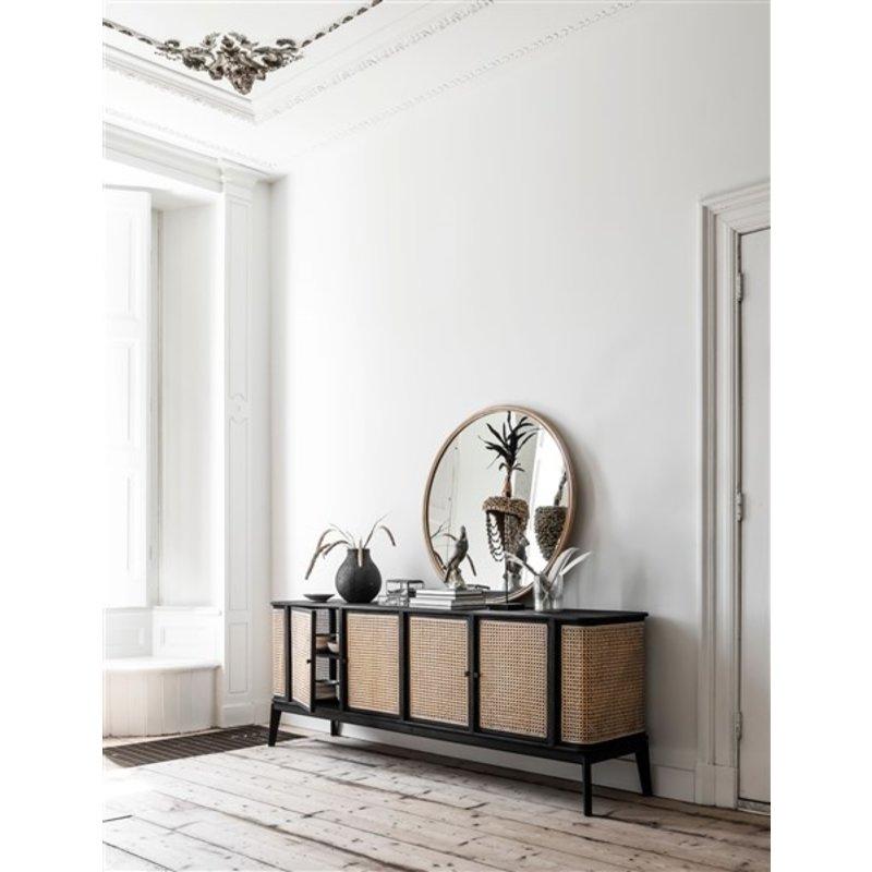 MUST Living-collectie Dressoir Raffles 4-deurs