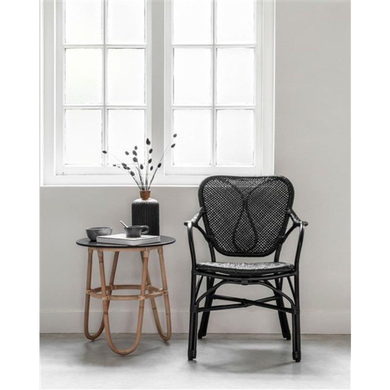 MUST Living-collectie Side Table Buenavista BLACK