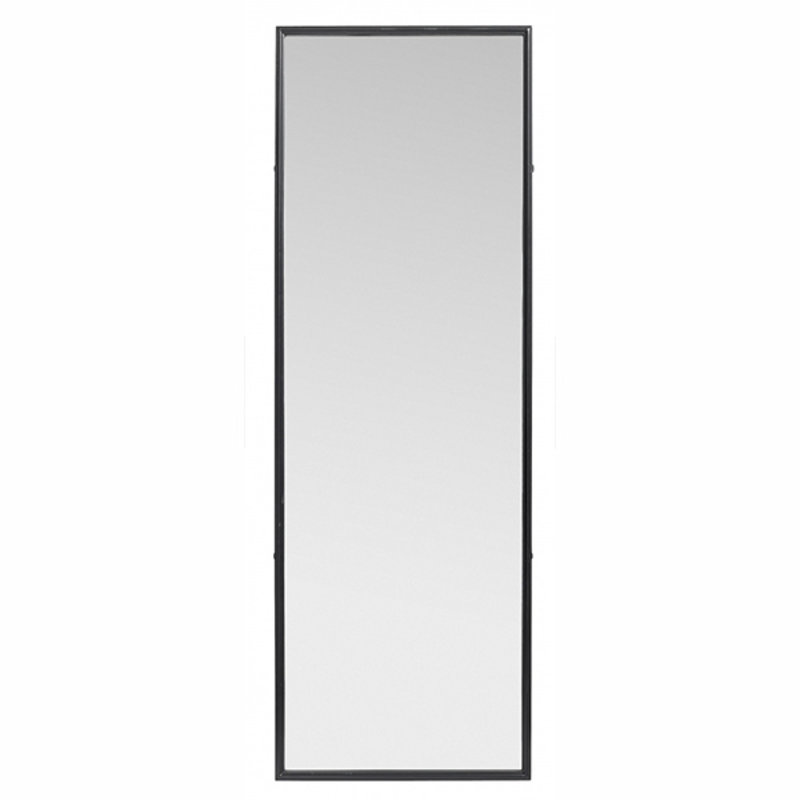 Nordal-collectie DOWNTOWN mirror, L, black