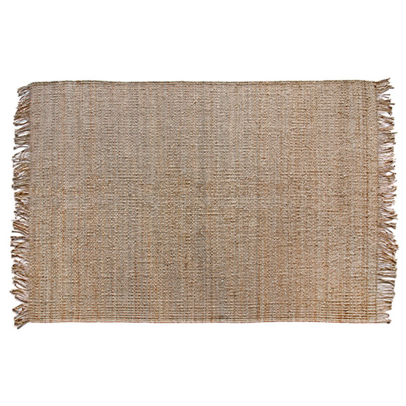 HKliving-collectie natural jute rug (200x300)