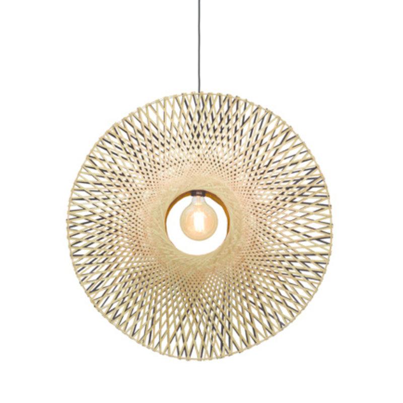 Good&Mojo-collectie Hanglamp Kalimantan verticaal L
