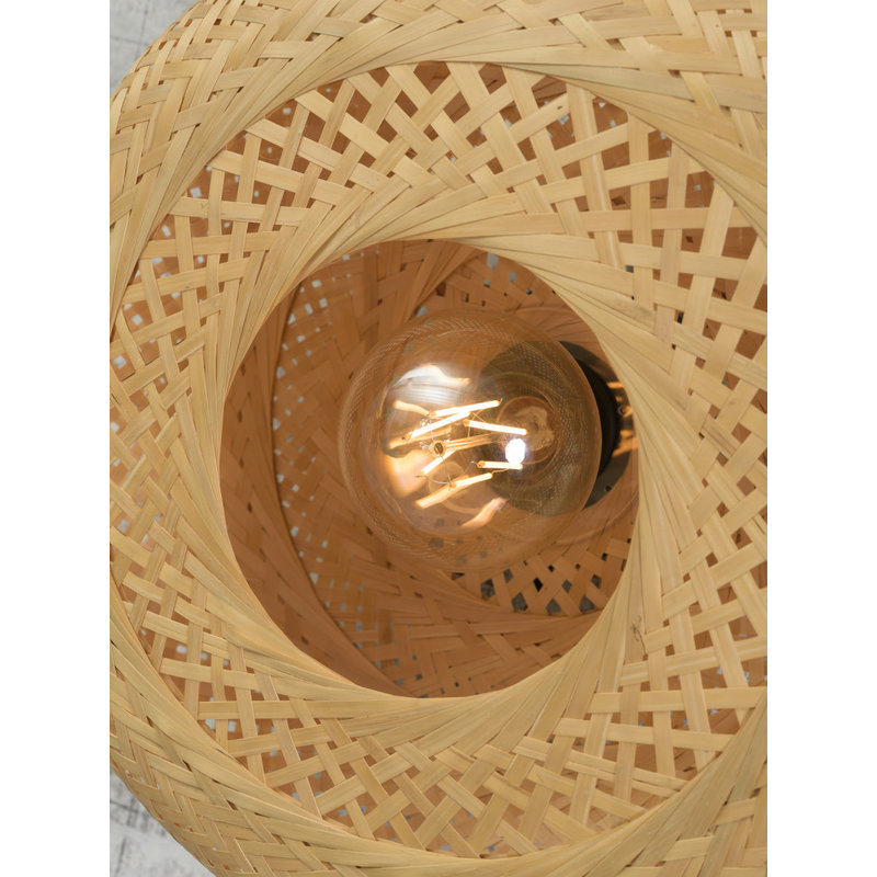 Good&Mojo-collectie Wall lamp Palawan 40x15cm natural, S