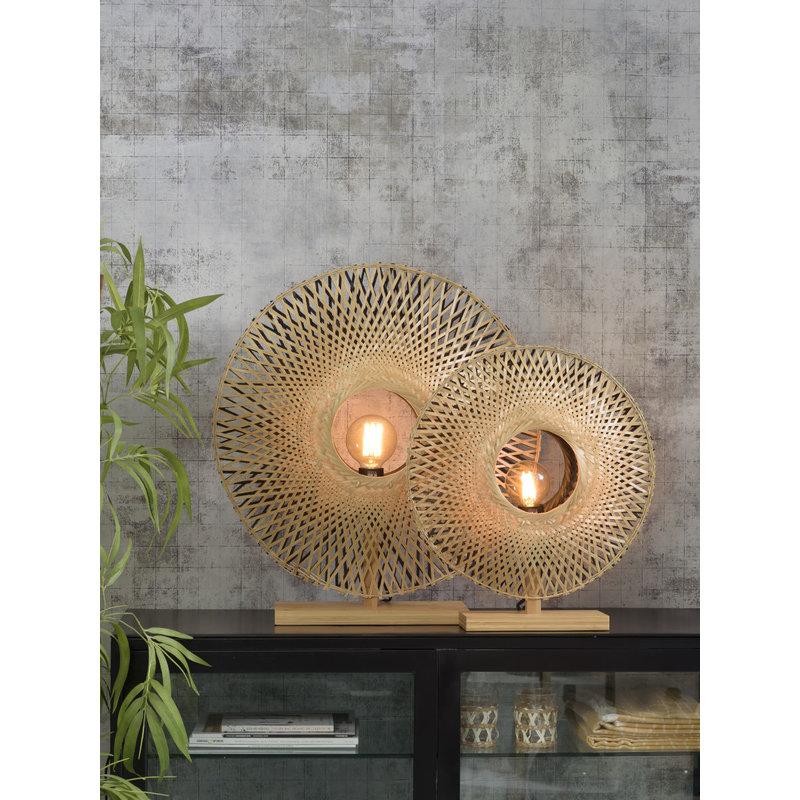 Good&Mojo-collectie Tafellamp Kalimantan verticaal S