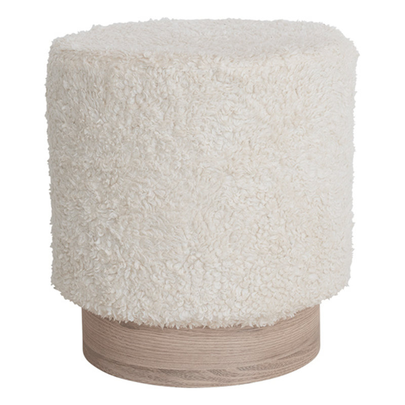 Urban Nature Culture-collectie Pouf Sherpa
