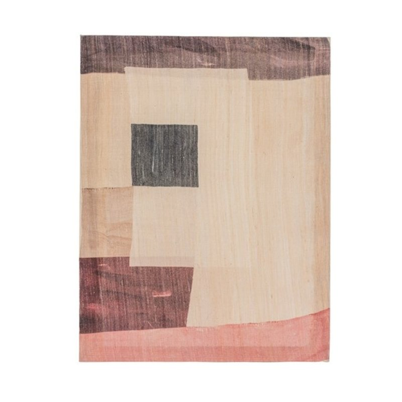 Urban Nature Culture-collectie Wall deco Khadi silk A