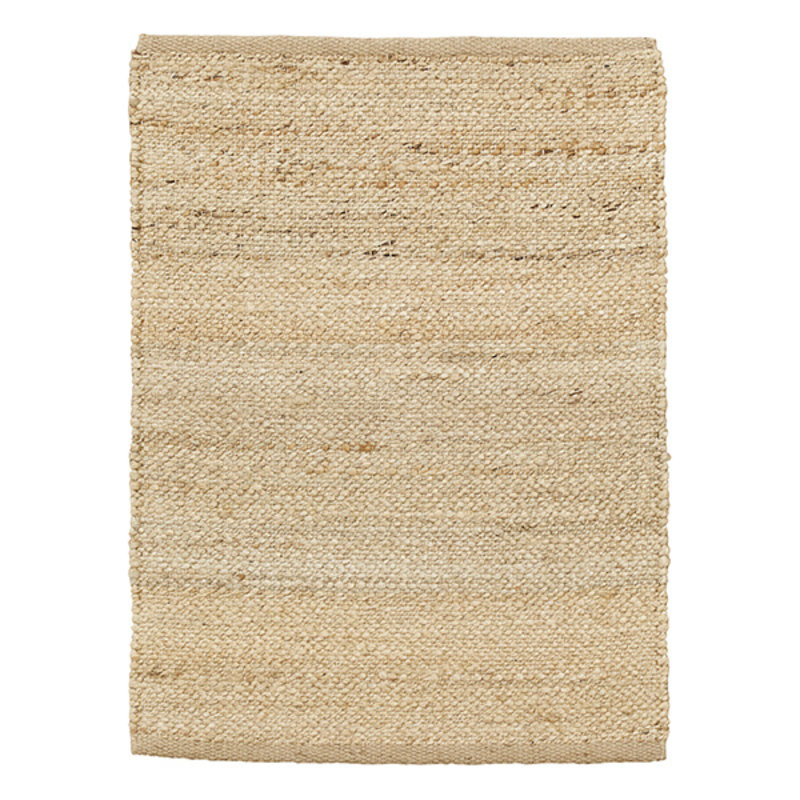 House Doctor-collectie House Doctor  Rug Hempi Nature Handmade Finish may vary 90x60