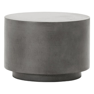 House Doctor Table Out Grey h: 35 cm dia: 50 cm