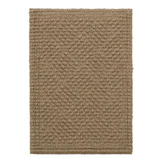 House Doctor Door mat Clean Natural 90x60
