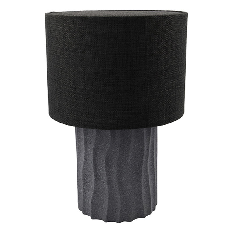 House Doctor-collectie House Doctor  Table lamp incl. lamp shade Bora Grey G9 bulb (LED) Max 5 W