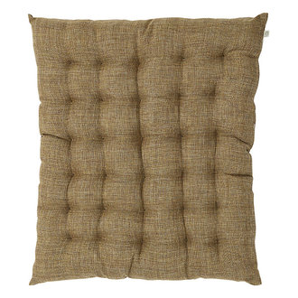 House Doctor Seat cushion w. filling Fine Camel