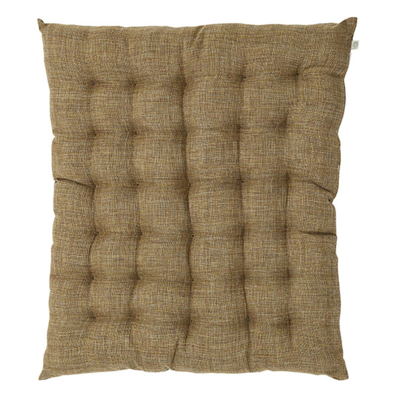 House Doctor-collectie House Doctor  Seat cushion w. filling Fine Camel