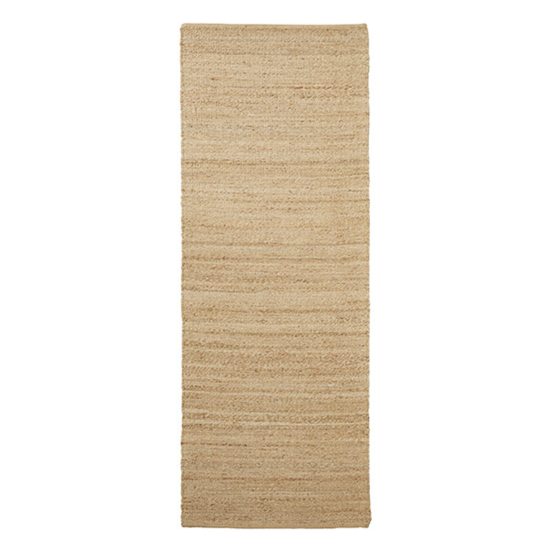 House Doctor-collectie House Doctor  Rug Hempi Nature Handmade Finish may vary 300x90