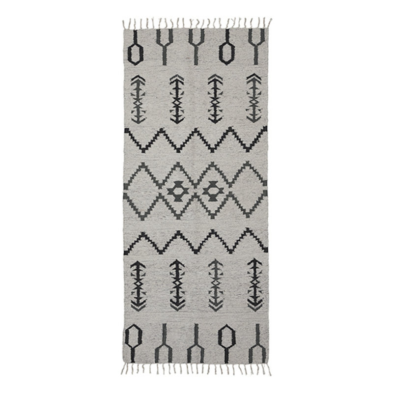 House Doctor-collectie House Doctor  Rug Arte Off-White Finish/Colour/Size may vary Handmade  240 x 100