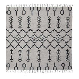 House Doctor Rug Arte Off-White Finish/Colour/Size may vary Handmade  180 x 180