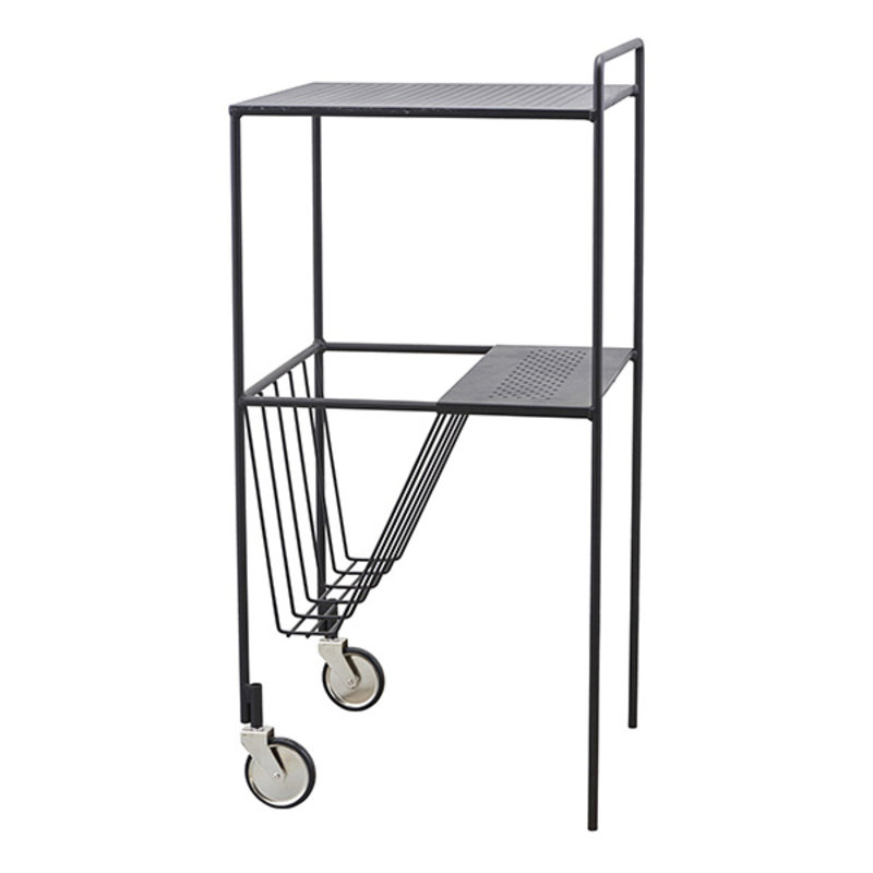 House Doctor-collectie Trolley draadwerk Use  -S-