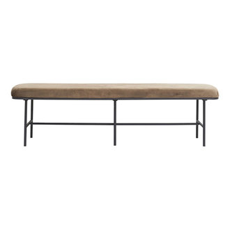House Doctor Bench COMMA brown