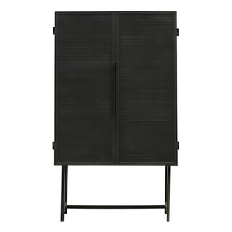 House Doctor Cabinet Collect, Desk, Iron 80x38x135 cm