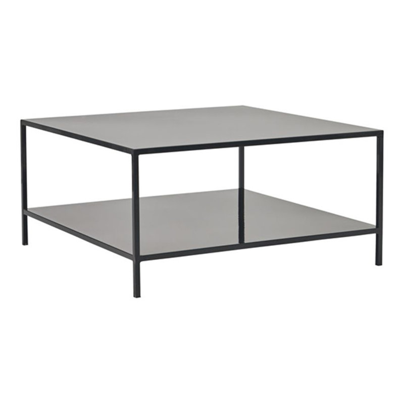 House Doctor-collectie House Doctor  Coffee table Fari Black