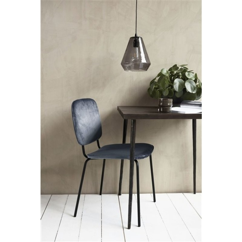 House Doctor-collectie Chair COMMA grey