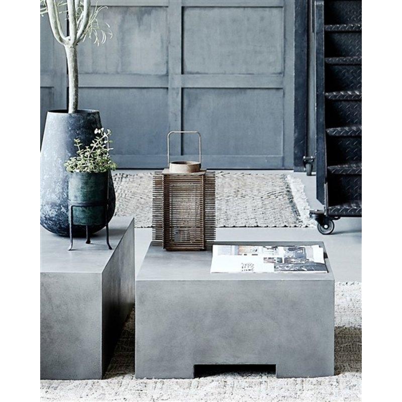 House Doctor-collectie Tafel Crete beton