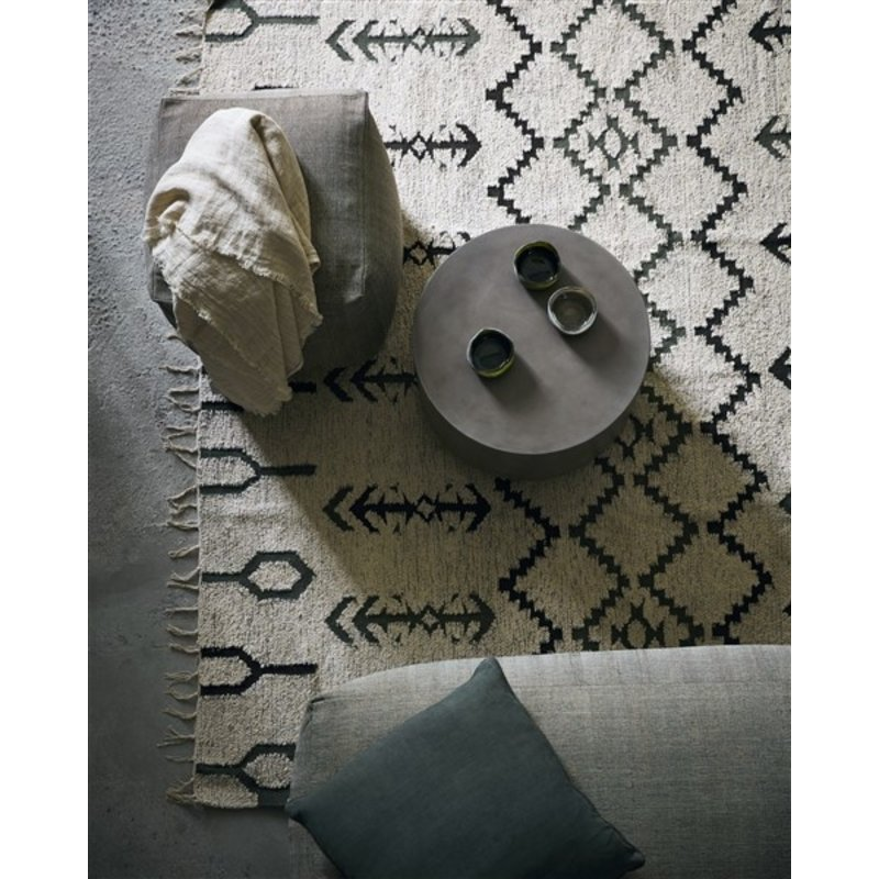 House Doctor-collectie House Doctor  Rug Arte Off-White Finish/Colour/Size may vary Handmade  230 x 160