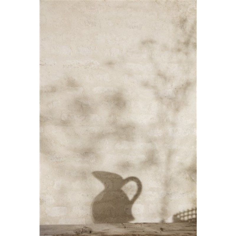 ferm LIVING-collectie Keramiek mand - laag - Off-White